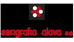 Serigrafía Álava Logo
